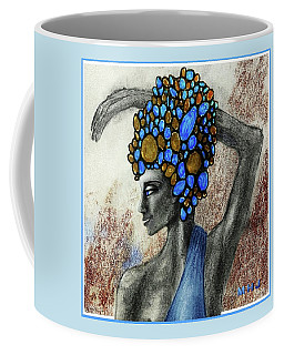 Minoan  Royalty Coffee Mug by Hartmut Jager
