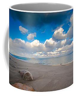 Minot Beach In Scituate Massachusetts  Coffee Mug