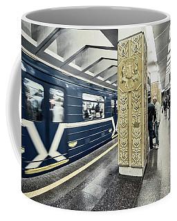 Minsk Metro Coffee Mug