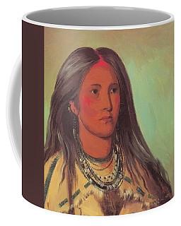 Mint A Mandan Girl 1832 Coffee Mug