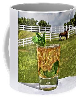 Mint Julep Kentucky Derby Coffee Mug
