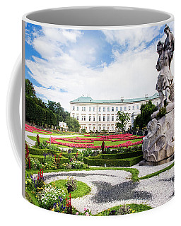 Coffee Mug featuring the photograph Mirabel Park by Scott Kemper