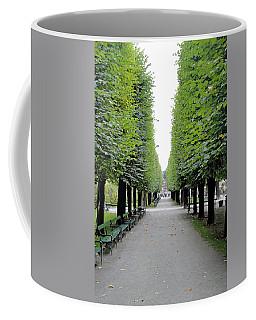 Mirabell Garden Alley Coffee Mug