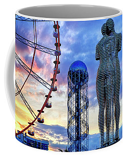 Coffee Mug featuring the photograph Miracle Park by Fabrizio Troiani