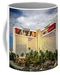 Mirage Beatles Coffee Mug by Perry Webster