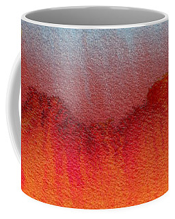Coffee Mug featuring the painting Miraggio by Bee-Bee Deigner