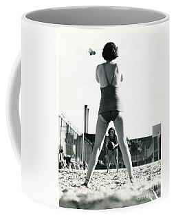 Miramar Pool, 1932 Coffee Mug by Cole Thompson