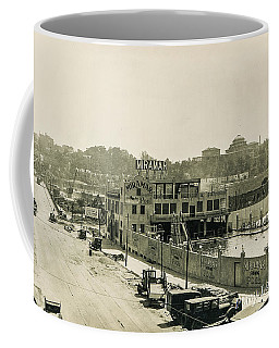 Coffee Mug featuring the photograph Miramar Pool, 1927 by Cole Thompson
