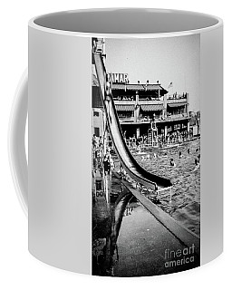 Miramar Pool  Coffee Mug