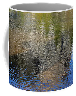 Mirror Lake Reflections 04 13 Coffee Mug by Walter Fahmy