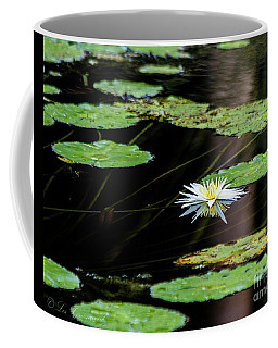 Mirror Lily Coffee Mug