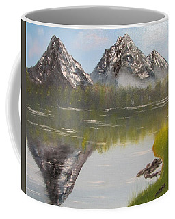 Mirror Mountain Coffee Mug
