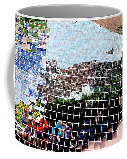 Mirror Reflections Coffee Mug