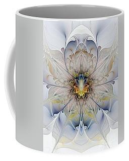 Mirrored Blossom Coffee Mug