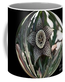 Captured Carrion Succulent Coffee Mug