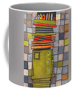 Misconstrued Housing Coffee Mug by Sandra Church