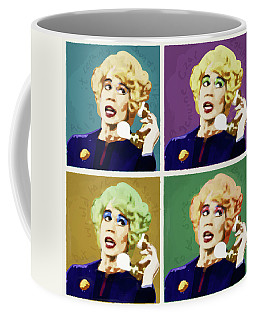 Miss Babs, Acorn Antiques Coffee Mug