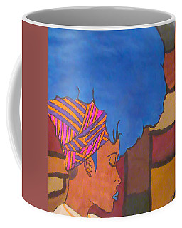 Miss Blucy Coffee Mug