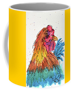 Miss Broody Coffee Mug