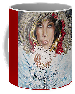 Remarkable Russian Girl.            From The Attitude Girls  Coffee Mug
