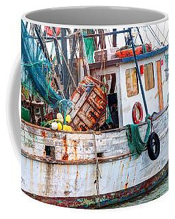 Miss Hale Shrimp Boat - Side Coffee Mug