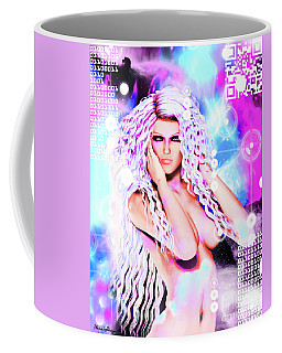 Miss Inter-dimensional 2089 Coffee Mug