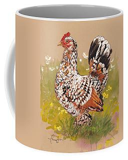 Miss Millie Fleur Coffee Mug
