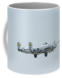 Miss Mitchell Flyby Coffee Mug