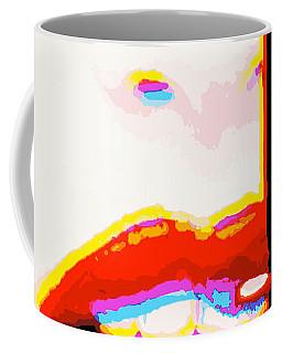 Miss Talk A Lot Coffee Mug