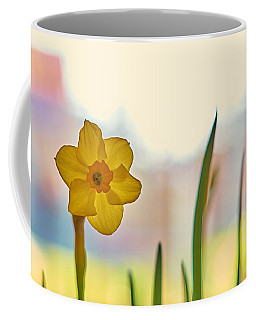 Miss Yellow Coffee Mug