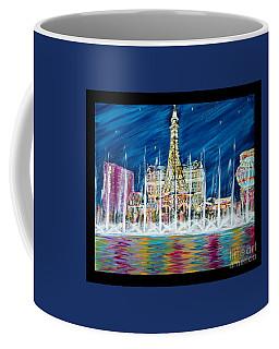 Miss You Las Vegas. Beautiful City View Coffee Mug