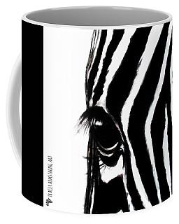Miss Zebbie Coffee Mug