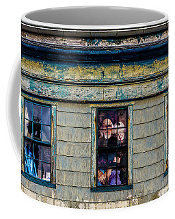 Coffee Mug featuring the photograph Missing by Paul Wear