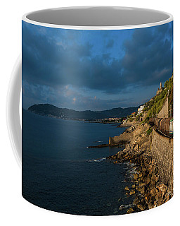 Missing Railway Coffee Mug by Andrea Sosio