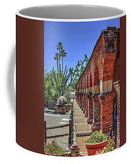 Mission Arches Coffee Mug