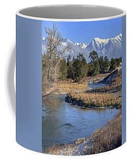 Mission Mountains Coffee Mug