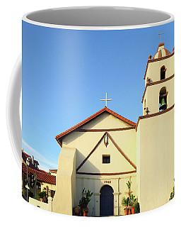 Mission San Buenaventura, Ventura, California Coffee Mug
