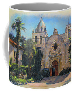 Mission San Carlos In Carmel By The Sea Coffee Mug