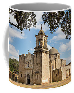 Coffee Mug featuring the photograph Mission San Jose by Mary Jo Allen