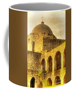 Mission San Jose San Antonio Texas Coffee Mug