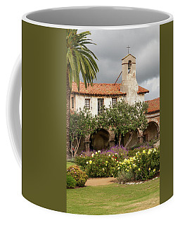 Coffee Mug featuring the photograph Mission San Juan Capistrano by Howard Bagley