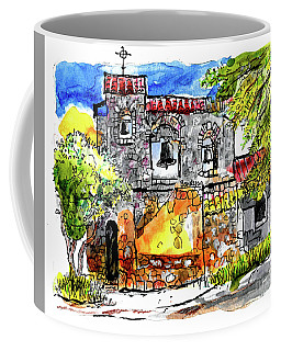 Mission San Miguel Coffee Mug