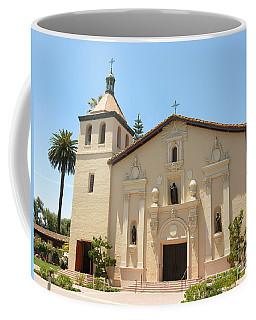 Mission Santa Clara Coffee Mug