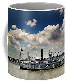 Mississippi Riverboat Coffee Mug