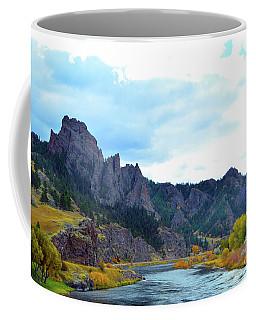 Missouri River Colors Coffee Mug