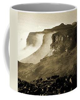 Mist In Lesotho Coffee Mug