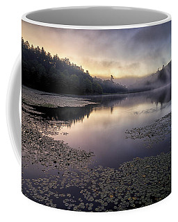Bass Lake Sunrise - Blue Ridge Parkway Coffee Mug
