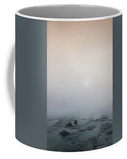 Mist Over The Third Stone From The Sun Coffee Mug