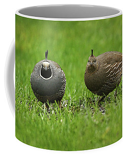 Mister And Missus Coffee Mug