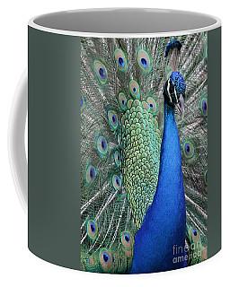 Mister Peacock Coffee Mug